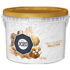 Flocons sel gourmet  1.5kg Bucket