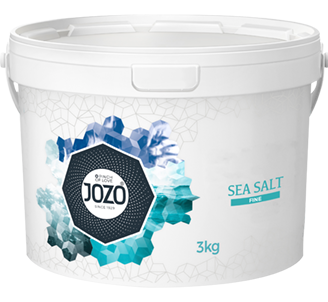 Sea salt fine 3kg Bucket