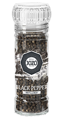 Pepper extra coarse 50g Mill