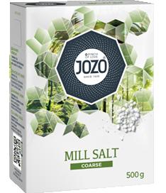 Pure salt coarse