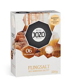 Flingsalt 220g carton box