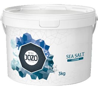 Sea salt extra coarse 3kg Bucket