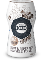 Zout & peper  100g Zoutvaatje klein