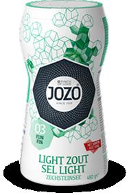 Light zout fijn met jodium