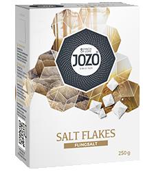 Salt flakes 250g Carton box
