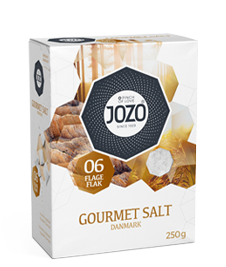 Gourmet salt flakes