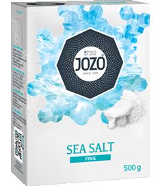 Sea salt fine 500g Carton box