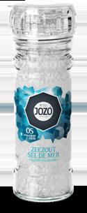 Zeezout extra grof 100g Molen