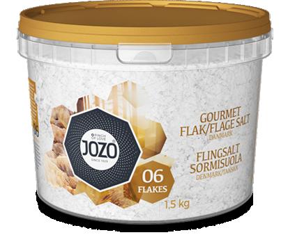 Gourmet- & myllysuola hiutale 1.5kg Ämpäri