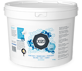 Pure salt fine 10kg Bucket