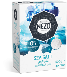 Sea salt extra coarse