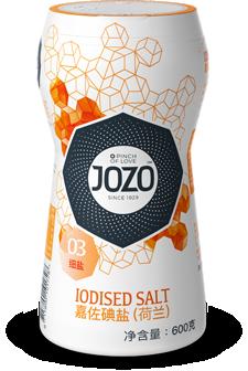 碘强化细盐