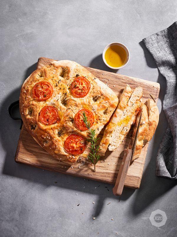 Focaccia-leipä